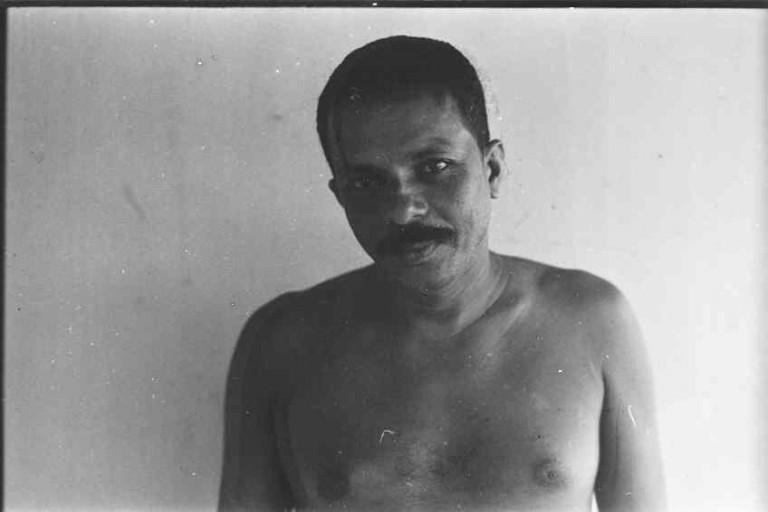 Krishnan Nair, care taker Haripad TB