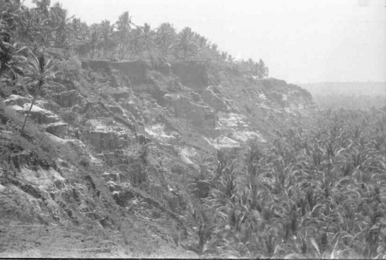 Karichal cliff