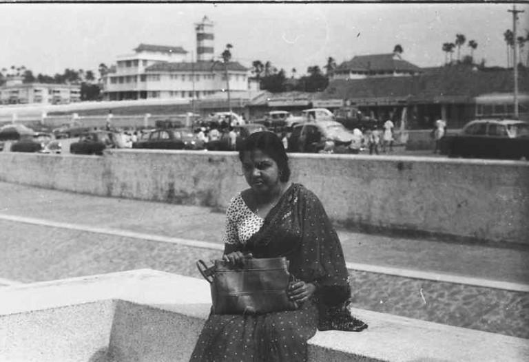 at Kanyakumari.