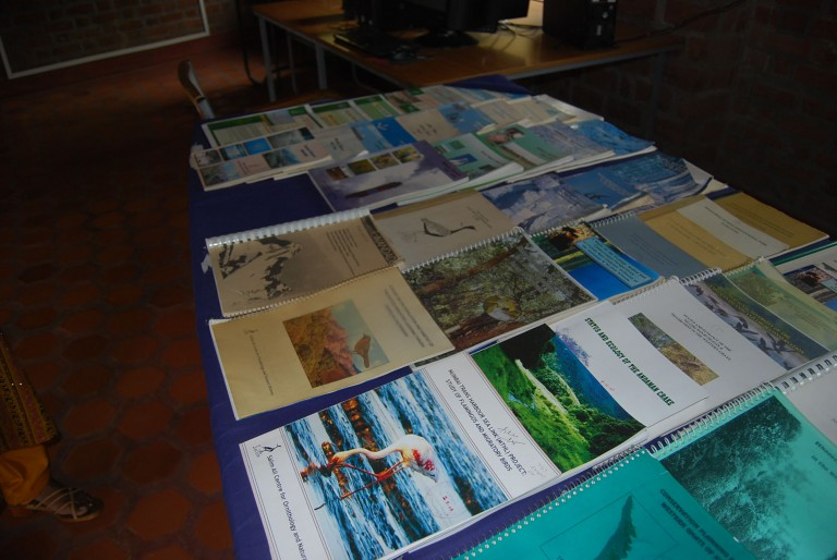 Some of the monographs of SACON