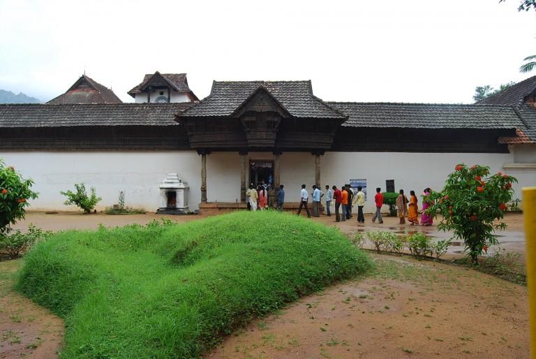2007 IGCP Footwork, Southern Kerala & TN
