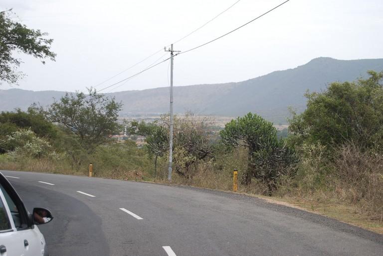 Thrivikramji in SACON, Coimbatore, India
