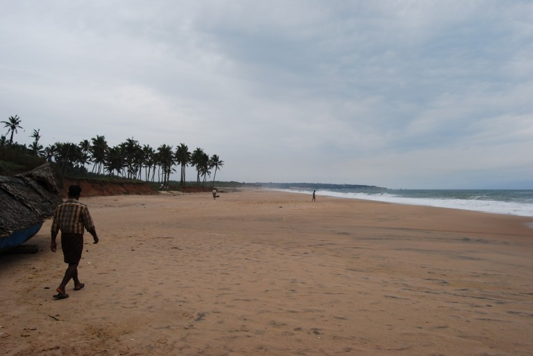 SOUTHERLY VIEW FROM BEACH..