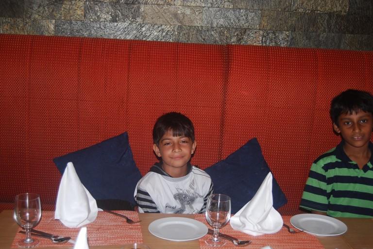 Boby's Birthday at Tatahotel, Trivandrum by Thrivikramji