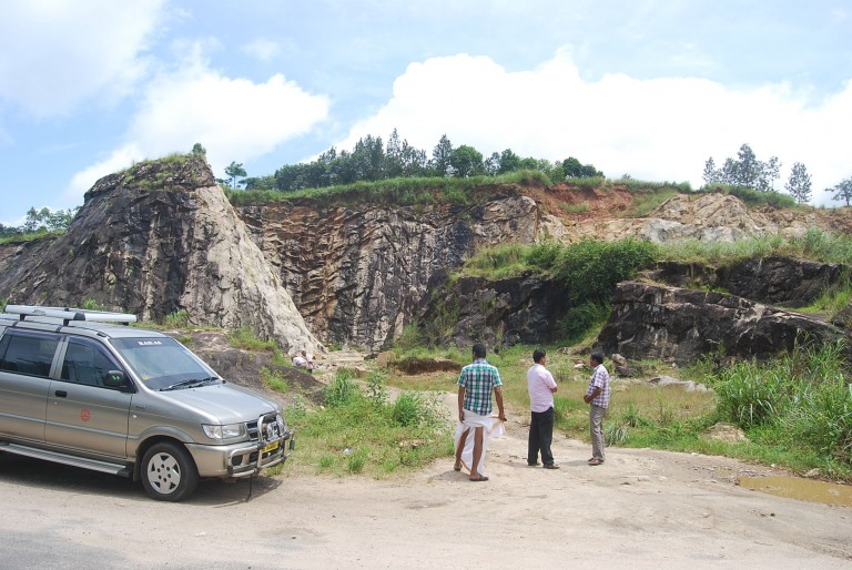 Another view of the same quarry