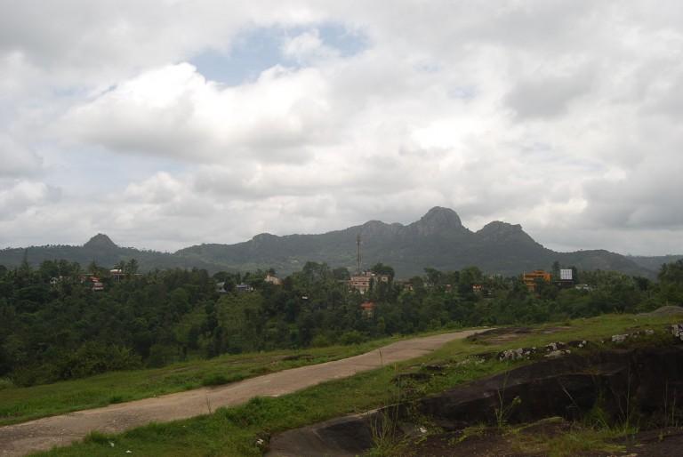 Better view of Thadaka mala