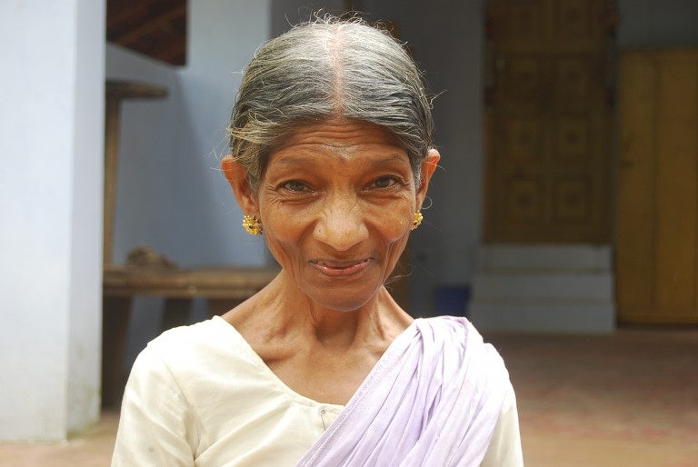This woman,Ms. Velammal, as a young lame girl of 5 or 6 was made to walk by Bhuvanendran when the latter gave couple of kicks on her knee.