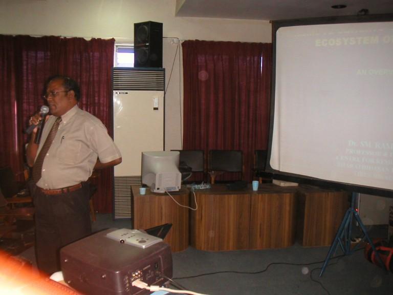 Dr SM Ramasamy