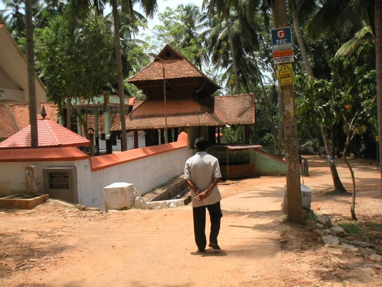 Malayinkeezh Temple, Tvm..