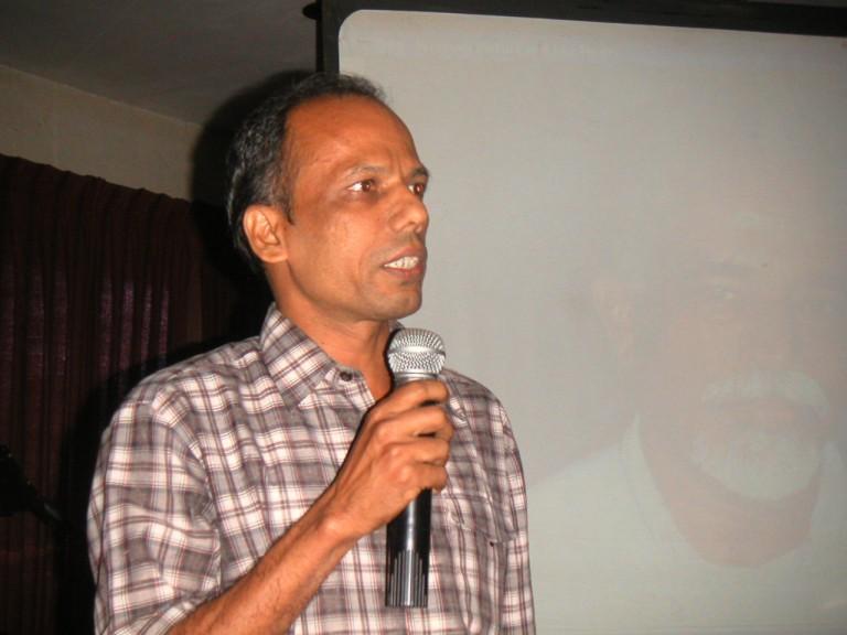 Dr Yageen Thomas *Univ of Kerala)