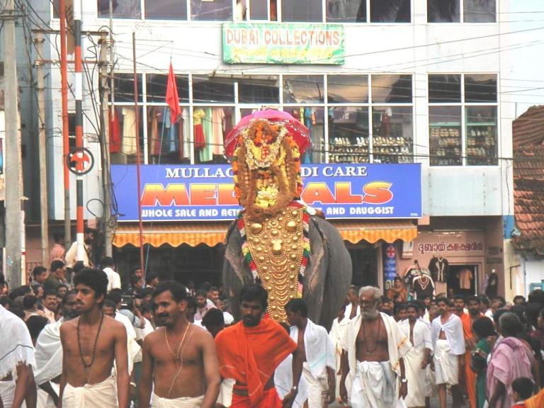 Trivandrum Arat, 2003