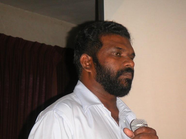 Murali, GSI