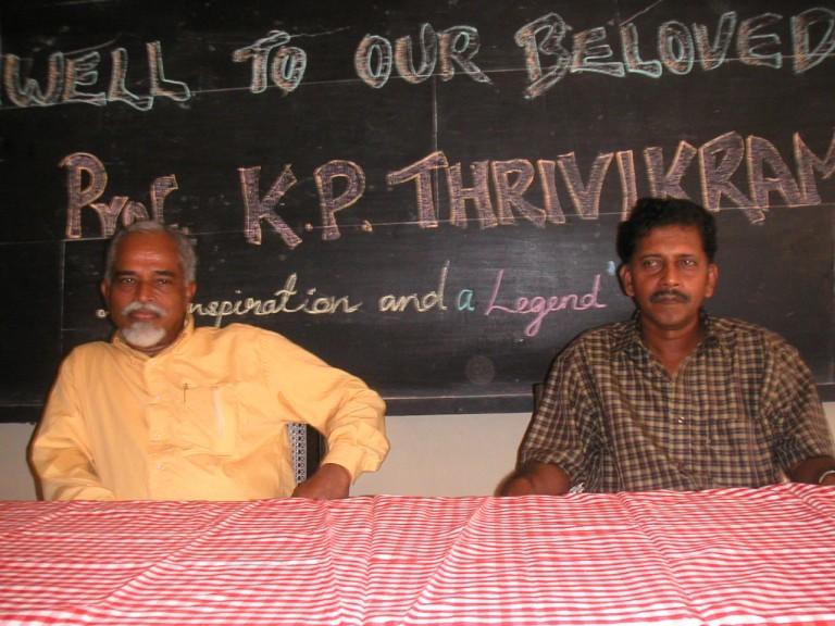 w/Dr.Anirudhan