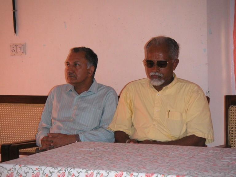 Nair & Thrivikramji
