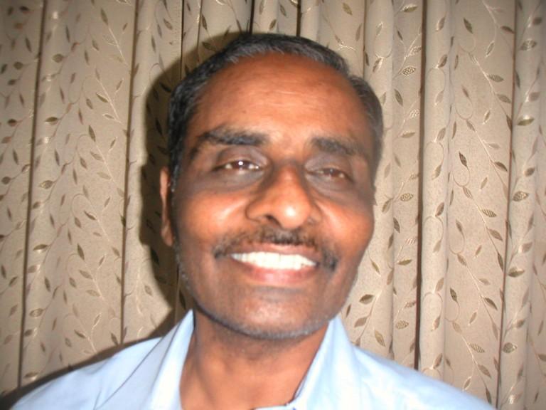 Mr.Krishnakumar - Director (Retd) Mining and Geology Dept. Govt. of Kerala