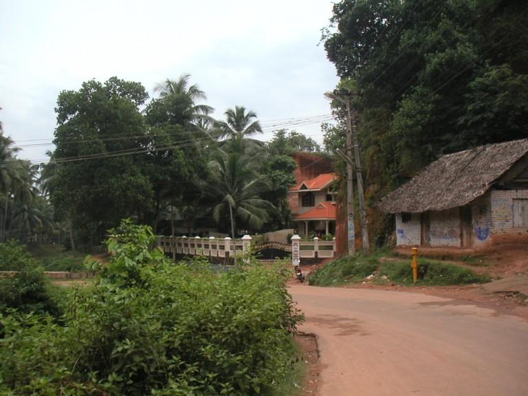 Approaching Madhu palam