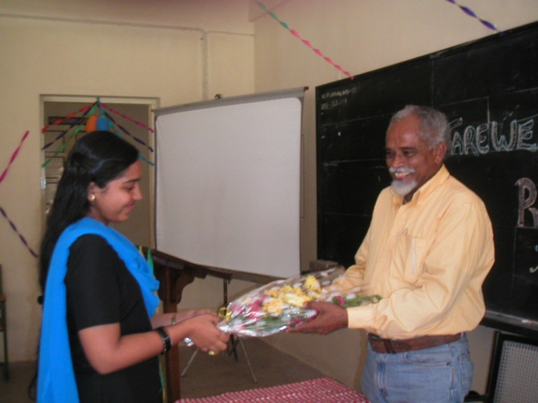 THRIVIKRAMJI RETIRES, FROM UNIV. OF KERALA