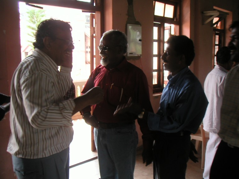 Chacko, Thrivikramji & Anirudhan