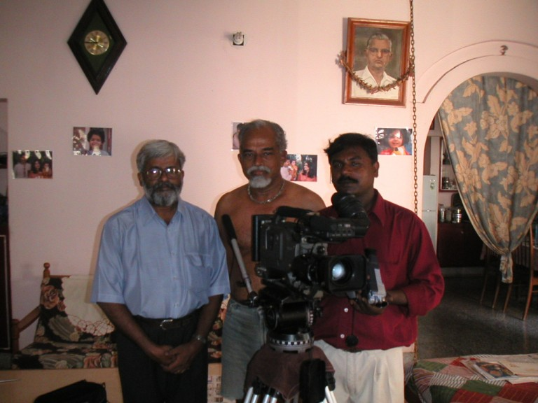 Video camera at my home...