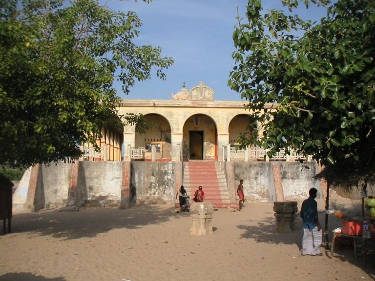 Vibhishana Temple, Dhanushkodi, Rameswaram