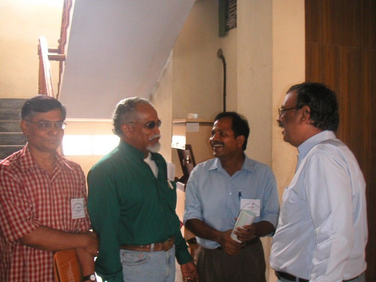 Sukumar (CESS), TKP, Seralathan & Chacko