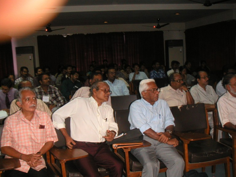 RETIREMENT SEMINAR-DR THRIVIKRAMJI