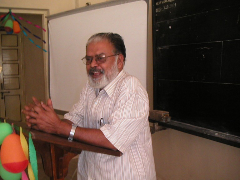R. Gopi a good friend making adding some more points.