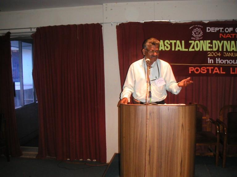 John Speaking