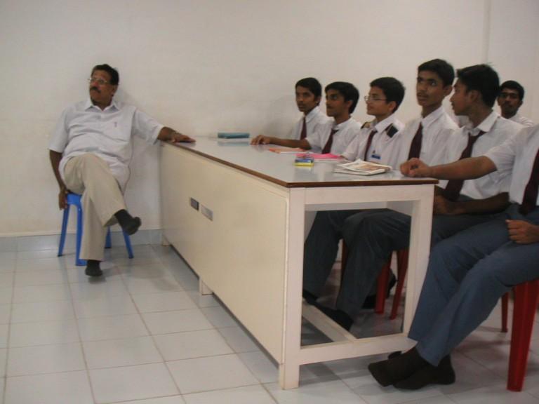 Gossan presentation, St.Thomas School, Mukkola,Trivandrum.